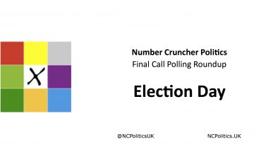 Number Cruncher Politics Final Call Polling Roundup - Election Day