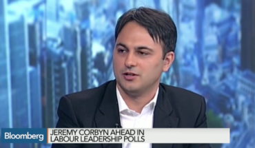 """NCP founder Matt Singh on Bloomberg TV's """"The Pulse"""", predicting a Corbyn victory and affirming the accuracy of YouGov's polling"""