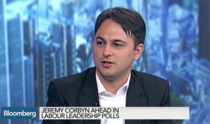 "NCP founder Matt Singh on Bloomberg TV's ""The Pulse"", predicting a Corbyn victory and affirming the accuracy of YouGov's polling"