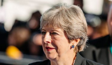 May survives with poll lead intact
